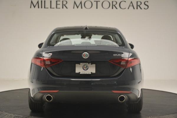 New 2019 Alfa Romeo Giulia Q4 for sale Sold at Alfa Romeo of Greenwich in Greenwich CT 06830 6