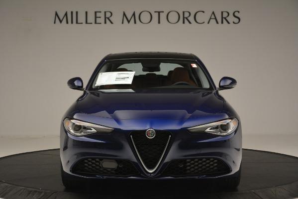 New 2019 Alfa Romeo Giulia Q4 for sale Sold at Alfa Romeo of Greenwich in Greenwich CT 06830 12