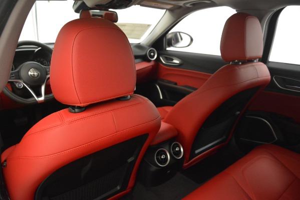 New 2019 Alfa Romeo Giulia Q4 for sale Sold at Alfa Romeo of Greenwich in Greenwich CT 06830 20