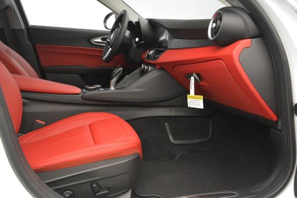 New 2019 Alfa Romeo Giulia Q4 for sale Sold at Alfa Romeo of Greenwich in Greenwich CT 06830 23