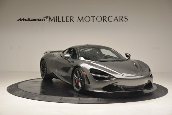 Used 2018 McLaren 720S for sale $269,900 at Alfa Romeo of Greenwich in Greenwich CT 06830 10