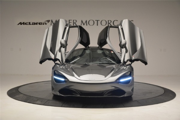 Used 2018 McLaren 720S for sale $269,900 at Alfa Romeo of Greenwich in Greenwich CT 06830 12