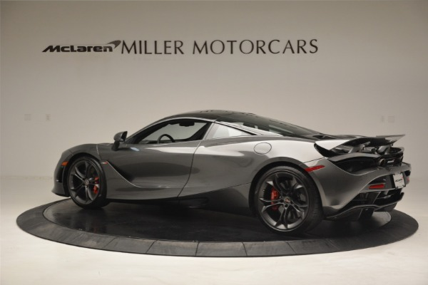 Used 2018 McLaren 720S Coupe for sale Sold at Alfa Romeo of Greenwich in Greenwich CT 06830 3