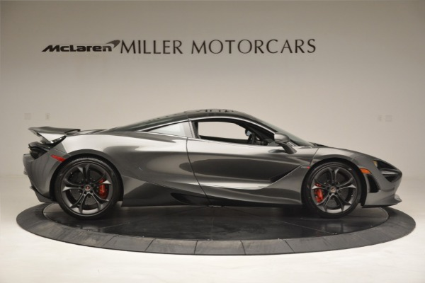 Used 2018 McLaren 720S Coupe for sale Sold at Alfa Romeo of Greenwich in Greenwich CT 06830 8
