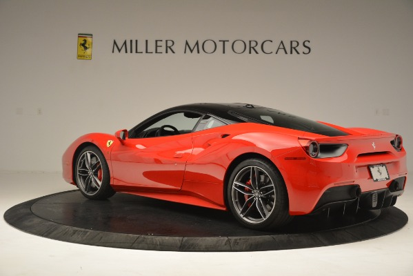 Used 2018 Ferrari 488 GTB for sale $255,900 at Alfa Romeo of Greenwich in Greenwich CT 06830 4