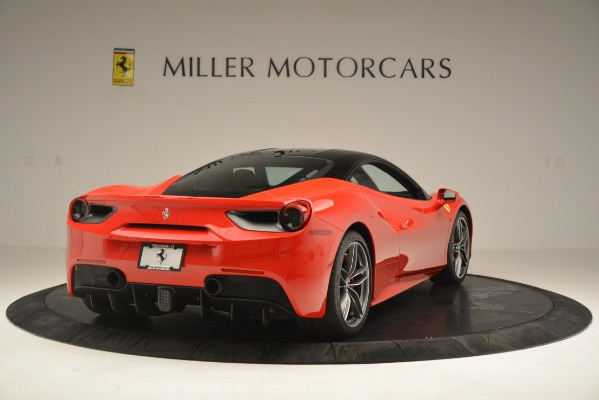 Used 2018 Ferrari 488 GTB for sale $255,900 at Alfa Romeo of Greenwich in Greenwich CT 06830 7