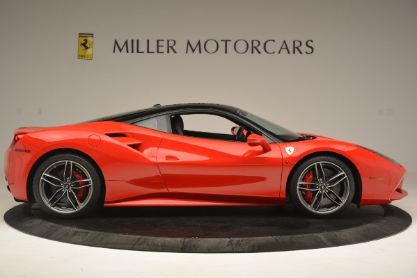 Used 2018 Ferrari 488 GTB for sale $255,900 at Alfa Romeo of Greenwich in Greenwich CT 06830 9