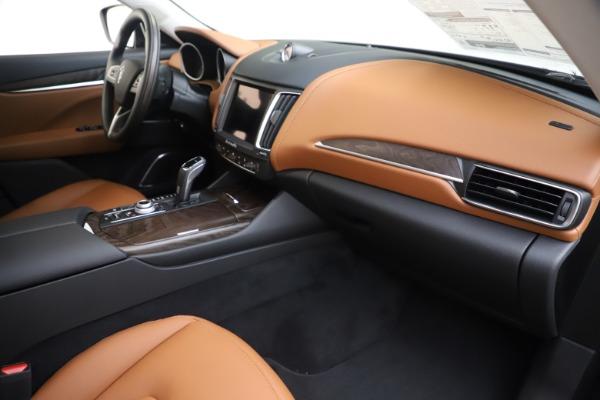 New 2019 Maserati Levante Q4 for sale Sold at Alfa Romeo of Greenwich in Greenwich CT 06830 22
