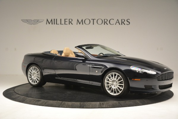 Used 2007 Aston Martin DB9 Convertible for sale Sold at Alfa Romeo of Greenwich in Greenwich CT 06830 10