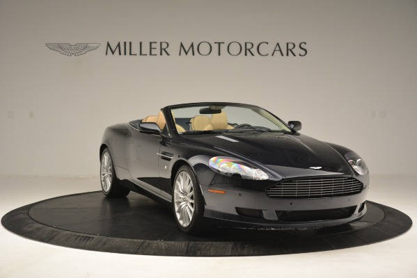 Used 2007 Aston Martin DB9 Convertible for sale Sold at Alfa Romeo of Greenwich in Greenwich CT 06830 11