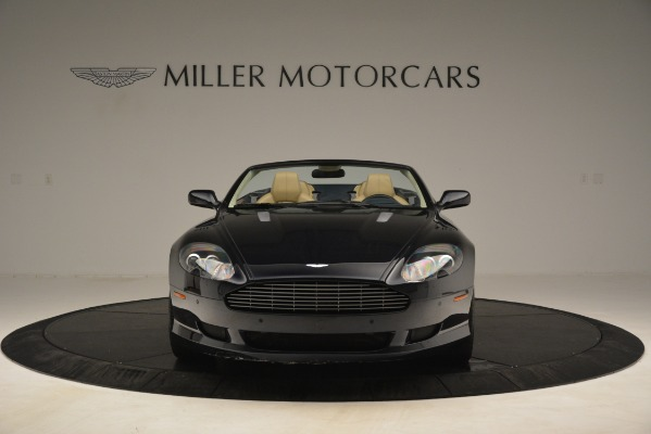 Used 2007 Aston Martin DB9 Convertible for sale Sold at Alfa Romeo of Greenwich in Greenwich CT 06830 12