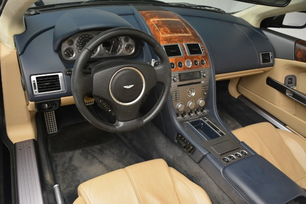 Used 2007 Aston Martin DB9 Convertible for sale Sold at Alfa Romeo of Greenwich in Greenwich CT 06830 14