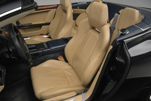 Used 2007 Aston Martin DB9 Convertible for sale Sold at Alfa Romeo of Greenwich in Greenwich CT 06830 17