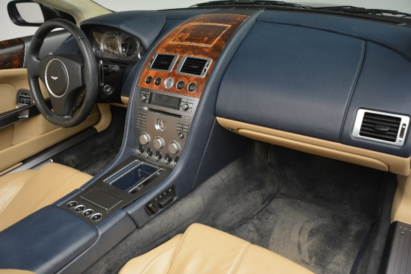 Used 2007 Aston Martin DB9 Convertible for sale Sold at Alfa Romeo of Greenwich in Greenwich CT 06830 19