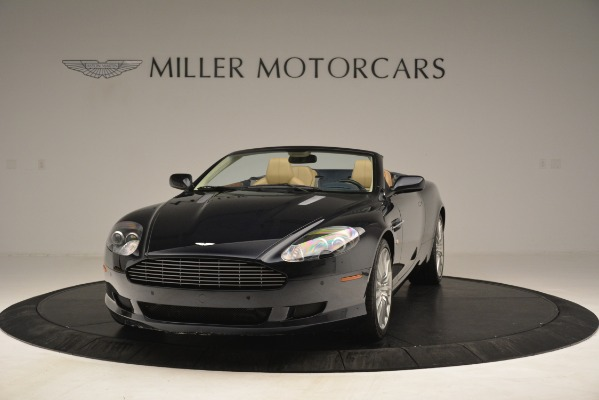 Used 2007 Aston Martin DB9 Convertible for sale Sold at Alfa Romeo of Greenwich in Greenwich CT 06830 2