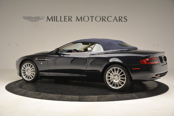 Used 2007 Aston Martin DB9 Convertible for sale Sold at Alfa Romeo of Greenwich in Greenwich CT 06830 25