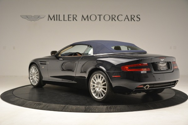 Used 2007 Aston Martin DB9 Convertible for sale Sold at Alfa Romeo of Greenwich in Greenwich CT 06830 26