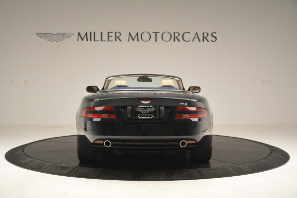 Used 2007 Aston Martin DB9 Convertible for sale Sold at Alfa Romeo of Greenwich in Greenwich CT 06830 6