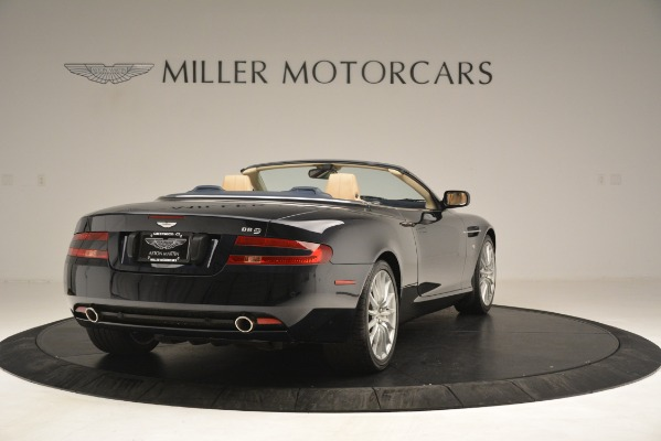 Used 2007 Aston Martin DB9 Convertible for sale Sold at Alfa Romeo of Greenwich in Greenwich CT 06830 7