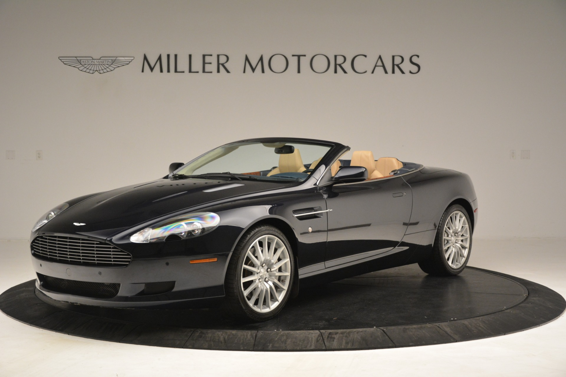 Used 2007 Aston Martin DB9 Convertible for sale Sold at Alfa Romeo of Greenwich in Greenwich CT 06830 1