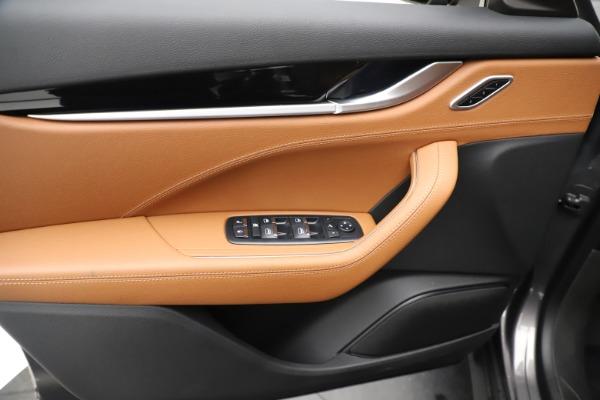 New 2019 Maserati Levante Q4 for sale $83,660 at Alfa Romeo of Greenwich in Greenwich CT 06830 17