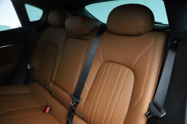 New 2019 Maserati Levante Q4 for sale $83,660 at Alfa Romeo of Greenwich in Greenwich CT 06830 18