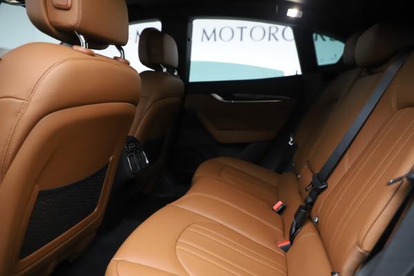 New 2019 Maserati Levante Q4 for sale $83,660 at Alfa Romeo of Greenwich in Greenwich CT 06830 19