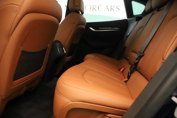 New 2019 Maserati Levante Q4 for sale Sold at Alfa Romeo of Greenwich in Greenwich CT 06830 19