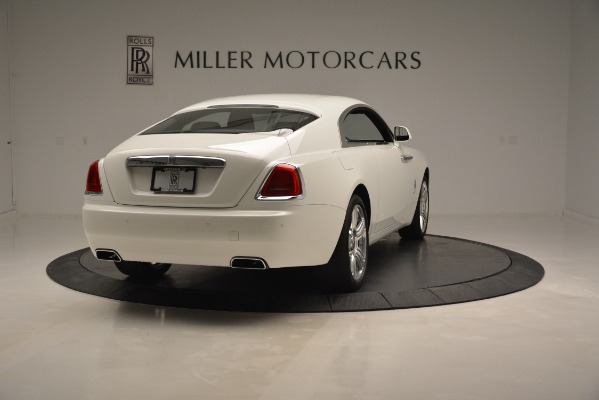 Used 2016 Rolls-Royce Wraith for sale Sold at Alfa Romeo of Greenwich in Greenwich CT 06830 7