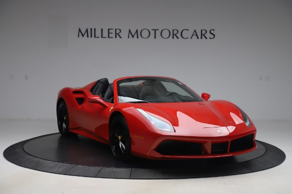 Used 2017 Ferrari 488 Spider for sale $275,900 at Alfa Romeo of Greenwich in Greenwich CT 06830 11