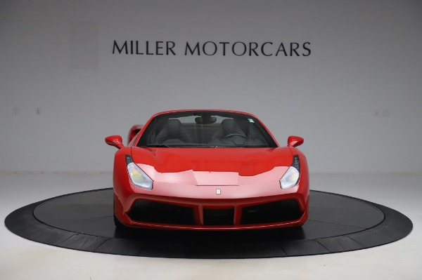 Used 2017 Ferrari 488 Spider for sale $275,900 at Alfa Romeo of Greenwich in Greenwich CT 06830 12