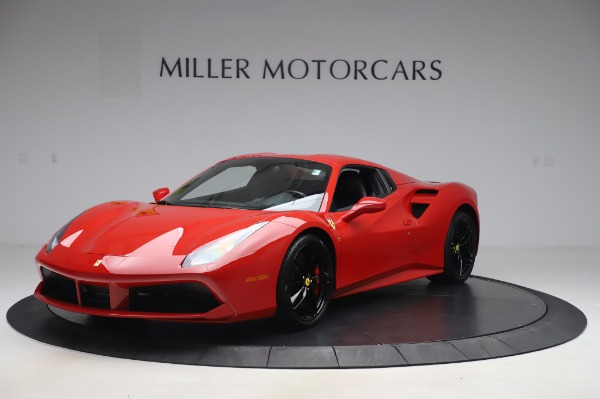 Used 2017 Ferrari 488 Spider for sale $275,900 at Alfa Romeo of Greenwich in Greenwich CT 06830 13