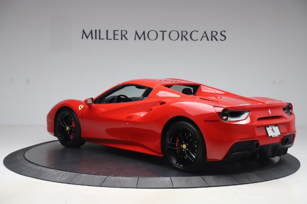 Used 2017 Ferrari 488 Spider for sale $275,900 at Alfa Romeo of Greenwich in Greenwich CT 06830 15