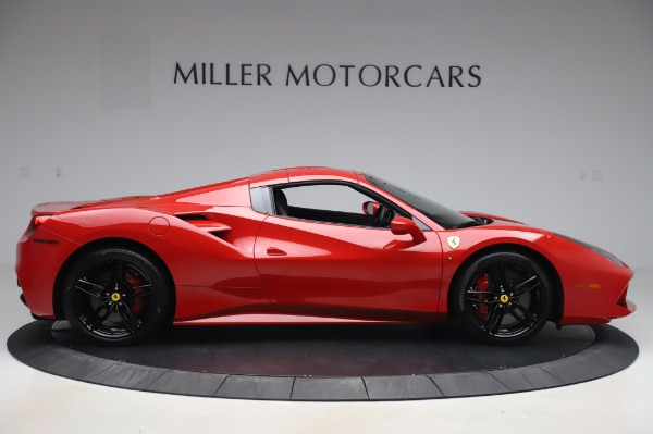 Used 2017 Ferrari 488 Spider for sale $275,900 at Alfa Romeo of Greenwich in Greenwich CT 06830 17