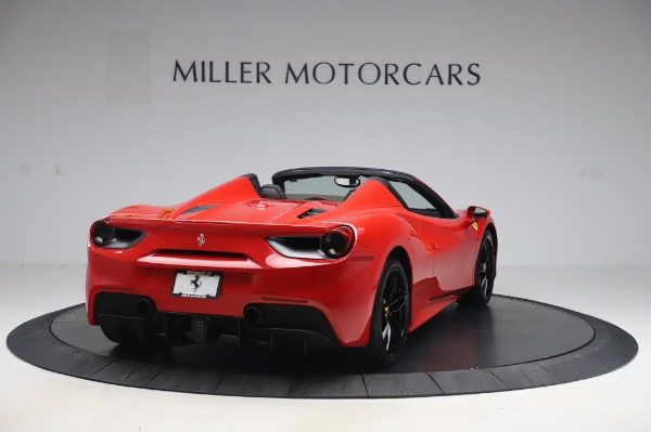 Used 2017 Ferrari 488 Spider for sale $275,900 at Alfa Romeo of Greenwich in Greenwich CT 06830 7