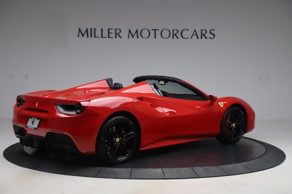Used 2017 Ferrari 488 Spider for sale $275,900 at Alfa Romeo of Greenwich in Greenwich CT 06830 8
