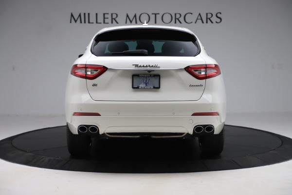 New 2019 Maserati Levante Q4 for sale Sold at Alfa Romeo of Greenwich in Greenwich CT 06830 6