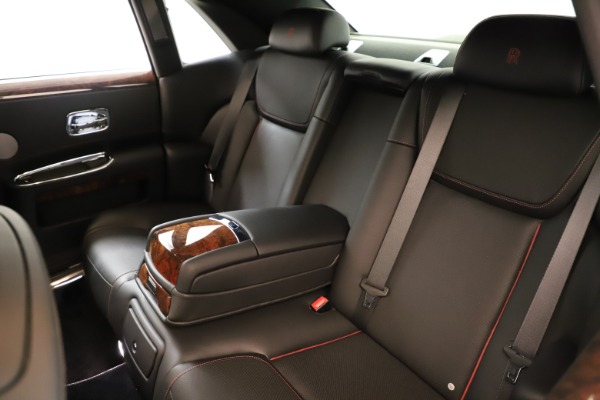 Used 2016 Rolls-Royce Ghost for sale Sold at Alfa Romeo of Greenwich in Greenwich CT 06830 19