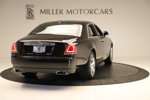 Used 2016 Rolls-Royce Ghost for sale Sold at Alfa Romeo of Greenwich in Greenwich CT 06830 7