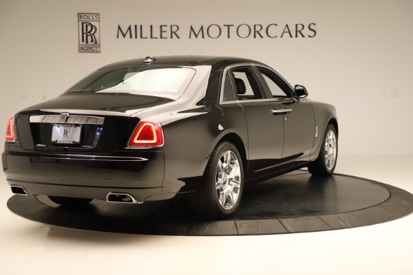 Used 2016 Rolls-Royce Ghost for sale Sold at Alfa Romeo of Greenwich in Greenwich CT 06830 8