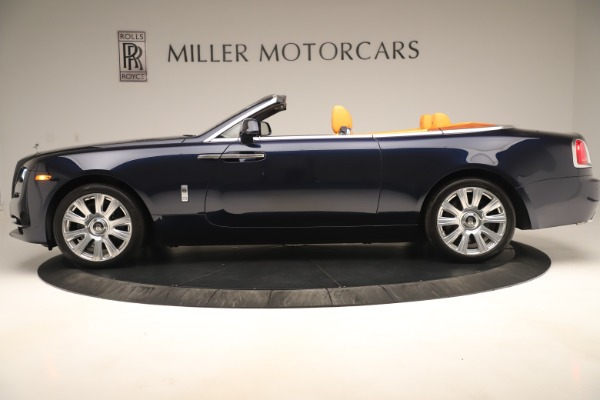 Used 2016 Rolls-Royce Dawn for sale Sold at Alfa Romeo of Greenwich in Greenwich CT 06830 3