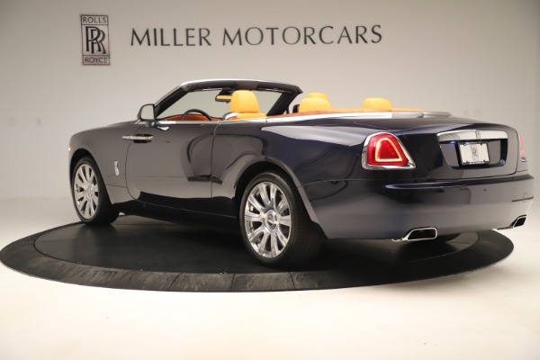 Used 2016 Rolls-Royce Dawn for sale Sold at Alfa Romeo of Greenwich in Greenwich CT 06830 4