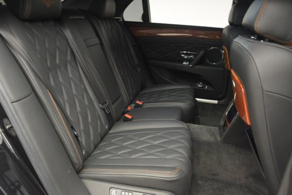 Used 2014 Bentley Flying Spur W12 for sale Sold at Alfa Romeo of Greenwich in Greenwich CT 06830 22