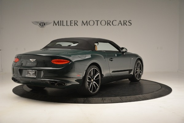 New 2020 Bentley Continental GTC V8 for sale Sold at Alfa Romeo of Greenwich in Greenwich CT 06830 17