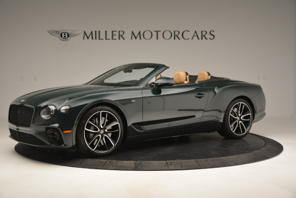 New 2020 Bentley Continental GTC V8 for sale Sold at Alfa Romeo of Greenwich in Greenwich CT 06830 2