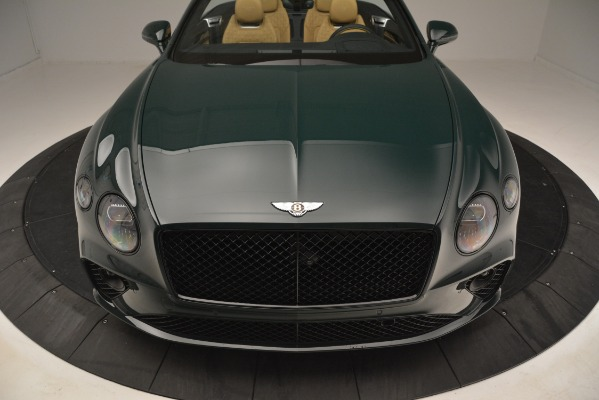 New 2020 Bentley Continental GTC V8 for sale Sold at Alfa Romeo of Greenwich in Greenwich CT 06830 21