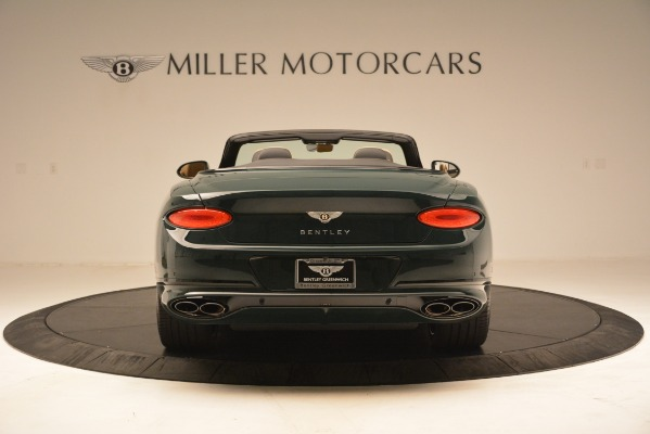 New 2020 Bentley Continental GTC V8 for sale Sold at Alfa Romeo of Greenwich in Greenwich CT 06830 6