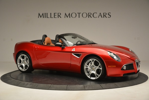Used 2009 Alfa Romeo 8c Spider for sale Sold at Alfa Romeo of Greenwich in Greenwich CT 06830 11
