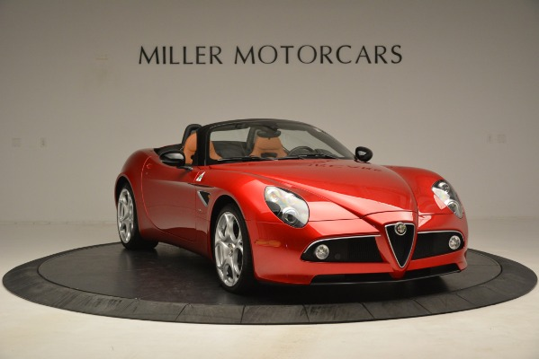 Used 2009 Alfa Romeo 8c Spider for sale Sold at Alfa Romeo of Greenwich in Greenwich CT 06830 12