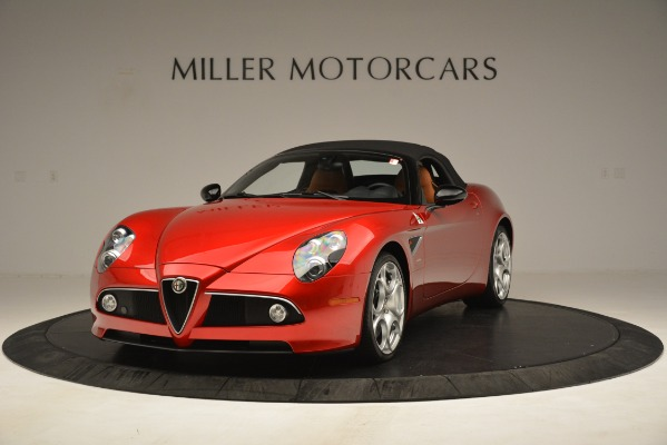 Used 2009 Alfa Romeo 8c Spider for sale Sold at Alfa Romeo of Greenwich in Greenwich CT 06830 13